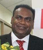 H.E. Mr. Salana Kalu