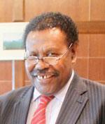 H.E. Mr. Victor Ngele