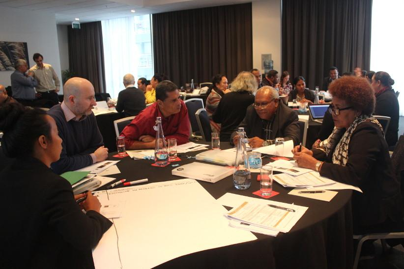 SI officials in New Zealand for RSE forum