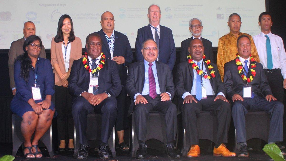 Sixth Pacific Tuna Forum in Port Moresby, Papua New Guinea
