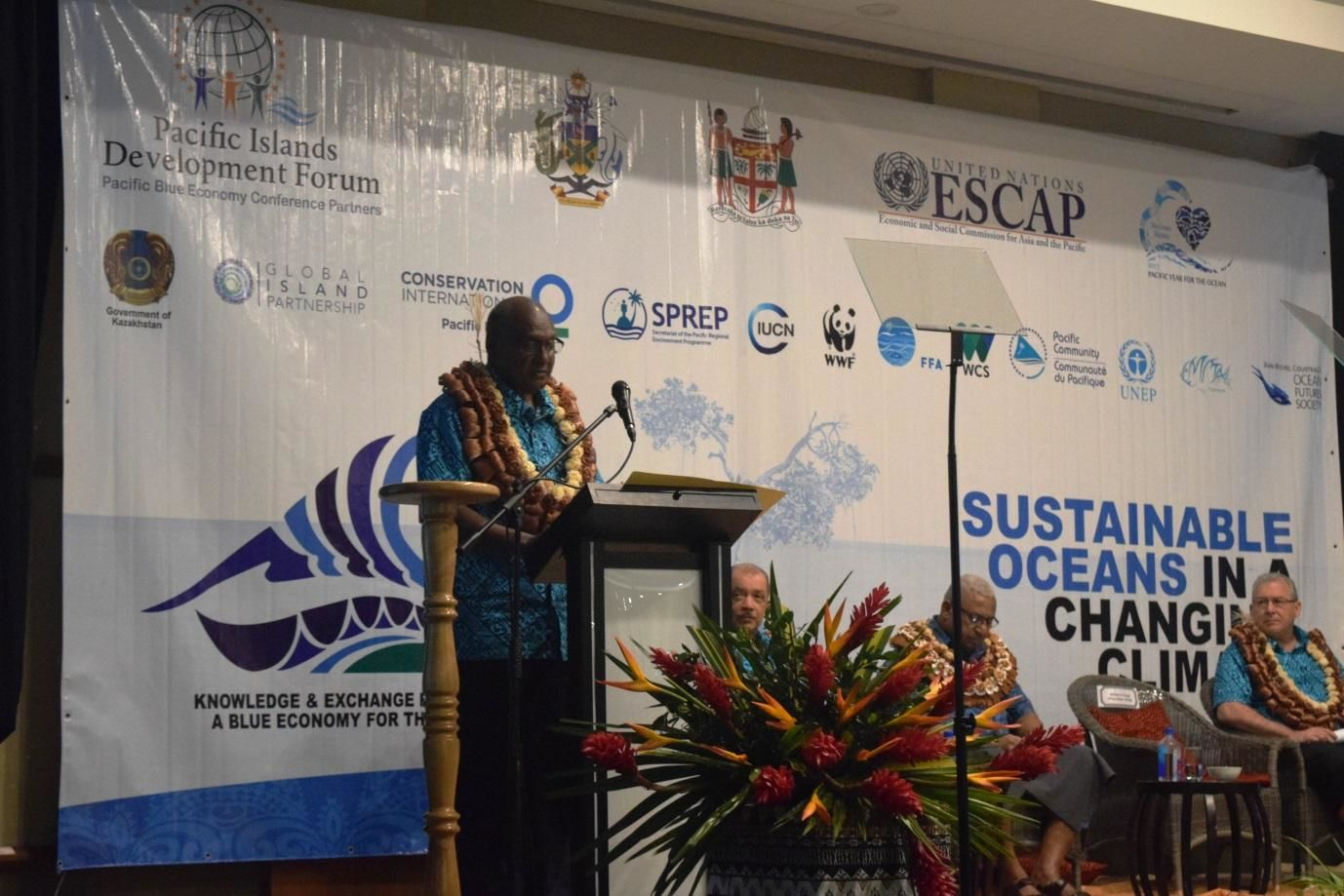 1st High Level Pacific Blue Economy Conference convened in Suva
