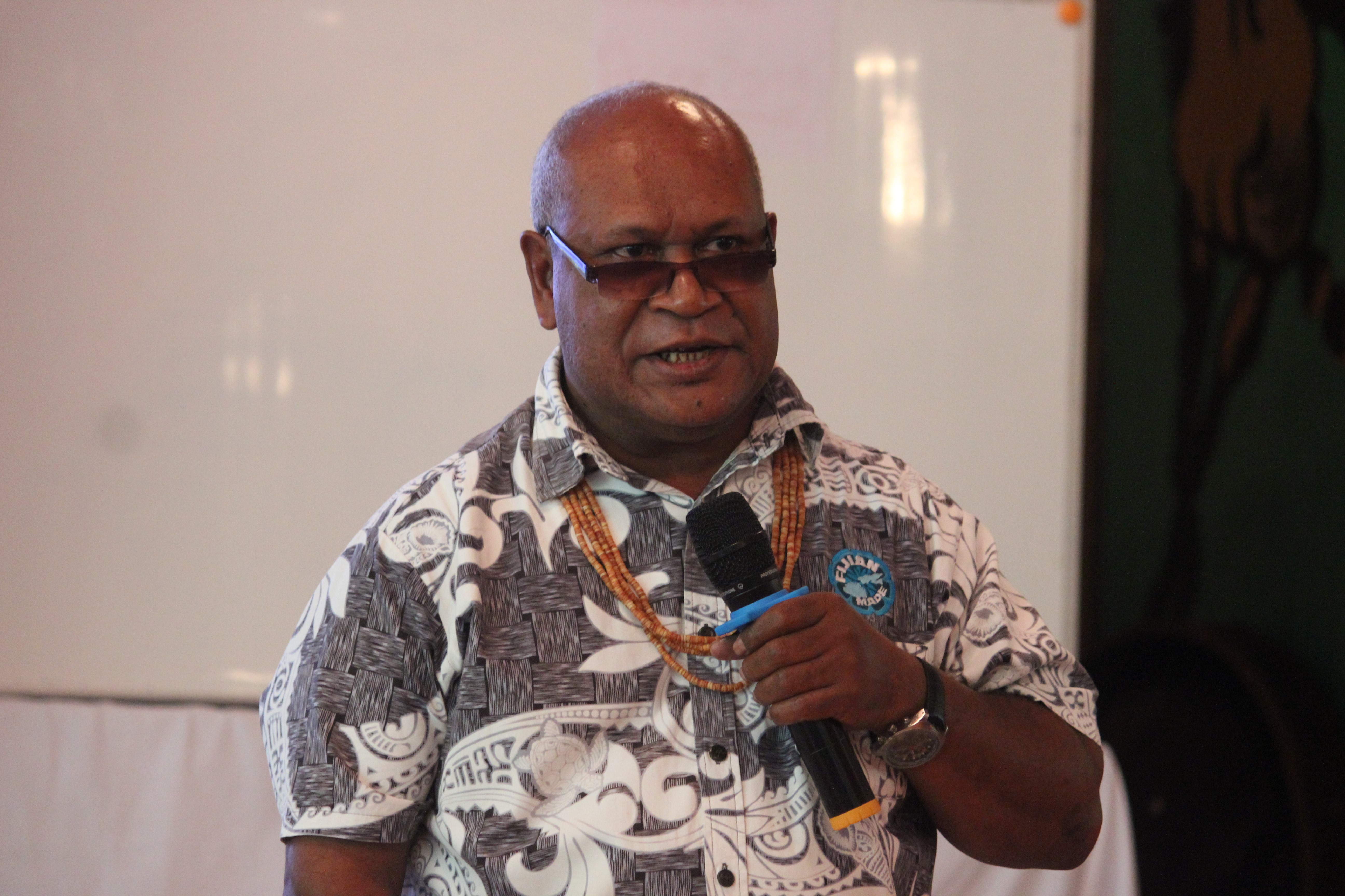 Trade Portal for Solomon Islands Launched.