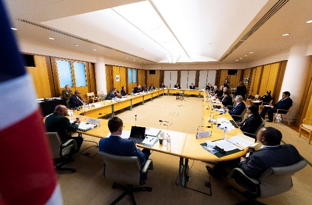 Public hearing on Australia's relations with Solomon Islands and other Pacific Island Countries