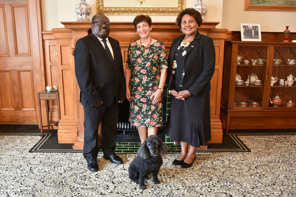 High Commissioner H.E. Lady Joy Kere ends tour of duty as Head of the Solomon Islands High Commission to New Zealand